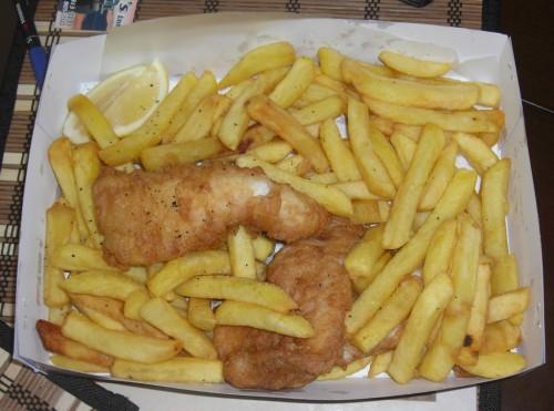 Fish and Chips – Új-Zéland nemzeti eledele