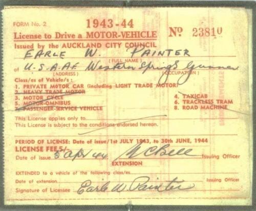 Még mindig jogosítvány