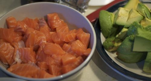 Gastro – kagyló és sushi