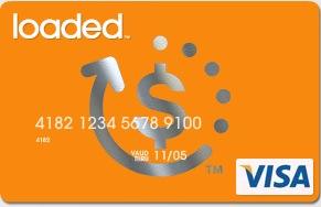 Prepaid Visa kártya
