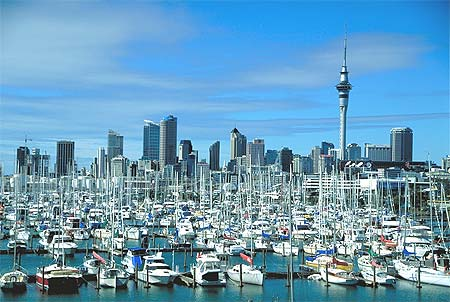 Auckland super city