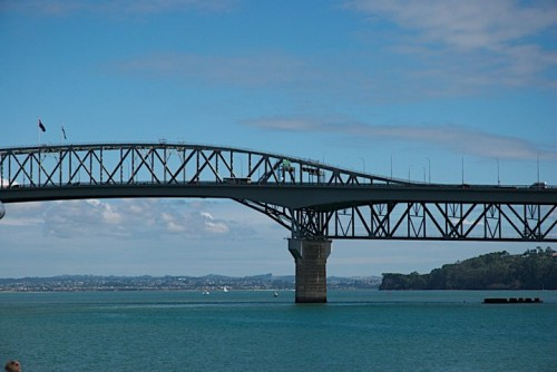Gyalog a Harbour Bridge-en?