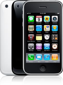 Kütyü – iPhone 3G S