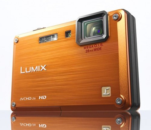 Panasonic LUMIX DMC-FT1 mozgókép