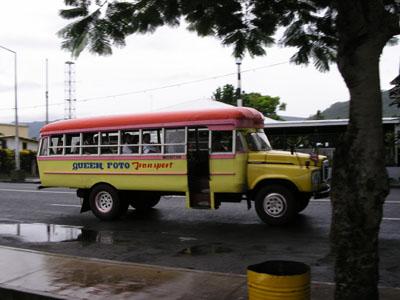 Samoa-bus