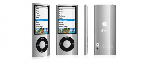 Kütyü – iPod nano, 5g