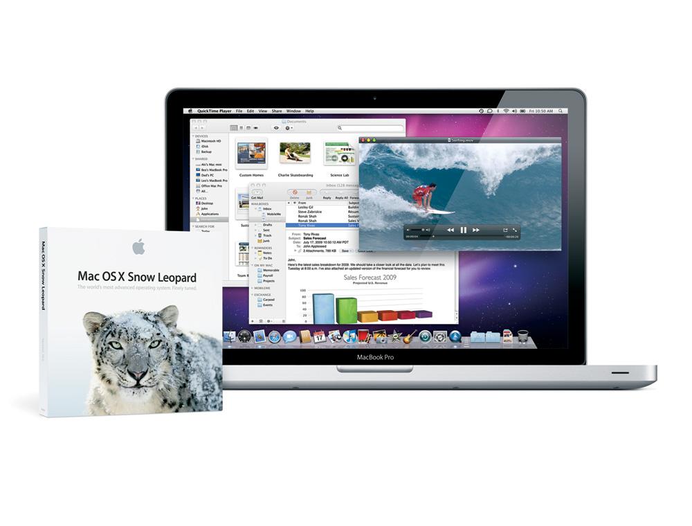 Mac Os X 10.6.4 Update