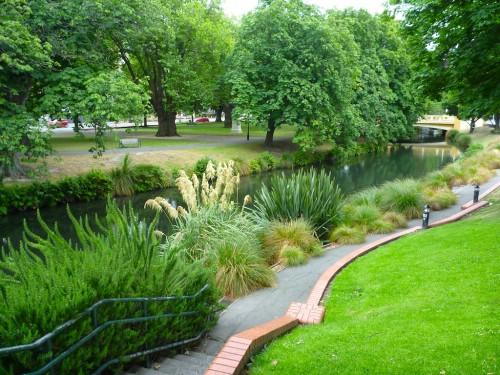 Kirándulás – chch I. / Christchurch