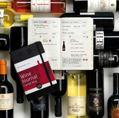 Moleskine – Wine Journal