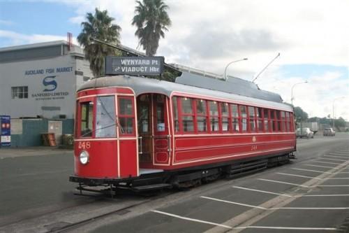 Auckland villamosai visszatérnek (?)