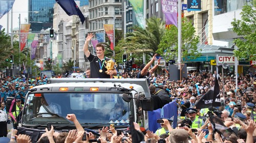 Rugby World Cup 2011 – All Blacks forever!