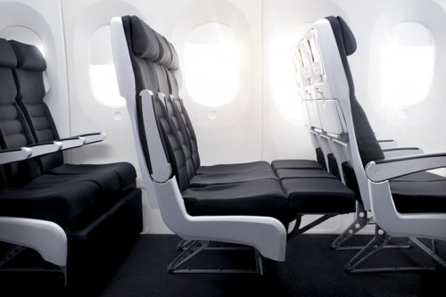 'Cuddle Class' SkyCouch - Boeing 777-300er