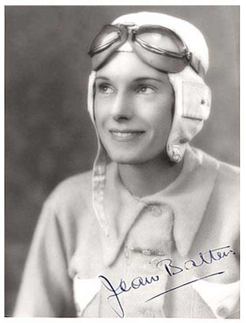 NZ Aviation Week – Jean Batten (Hine-O-Te-Rangi)