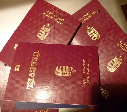 Na még egy kis útlevelezés