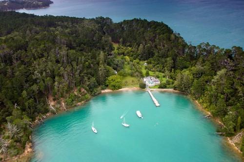 Kirándulás – Kawau Island