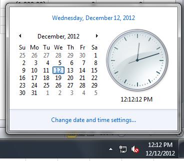 12:12:12 12/12/12