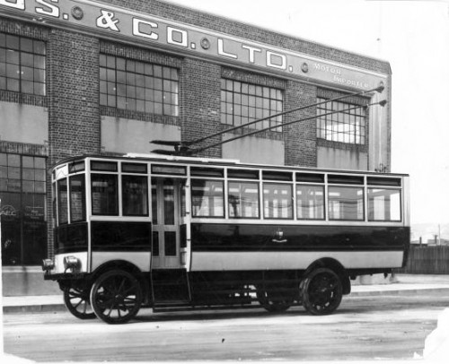 trolley-first