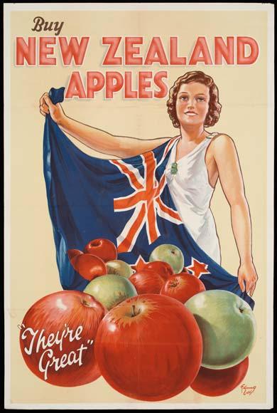 Újzélandi almákról – I