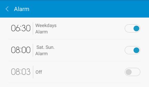 mi-alarm