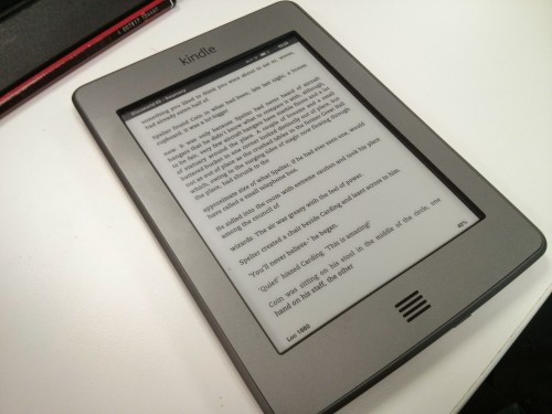 kindle-face